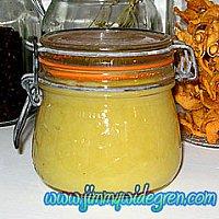 Hemlagat äppelmos (ca 5 dl)