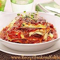 Lasagna alla Sarda  Lasagne från Sardinien