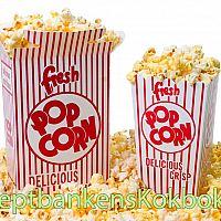 Perfekta popcorn