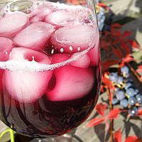 Vindruvssaft