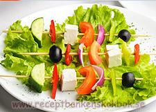 Grönsaksspett