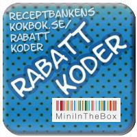 Mini in the Box  Rabattkod